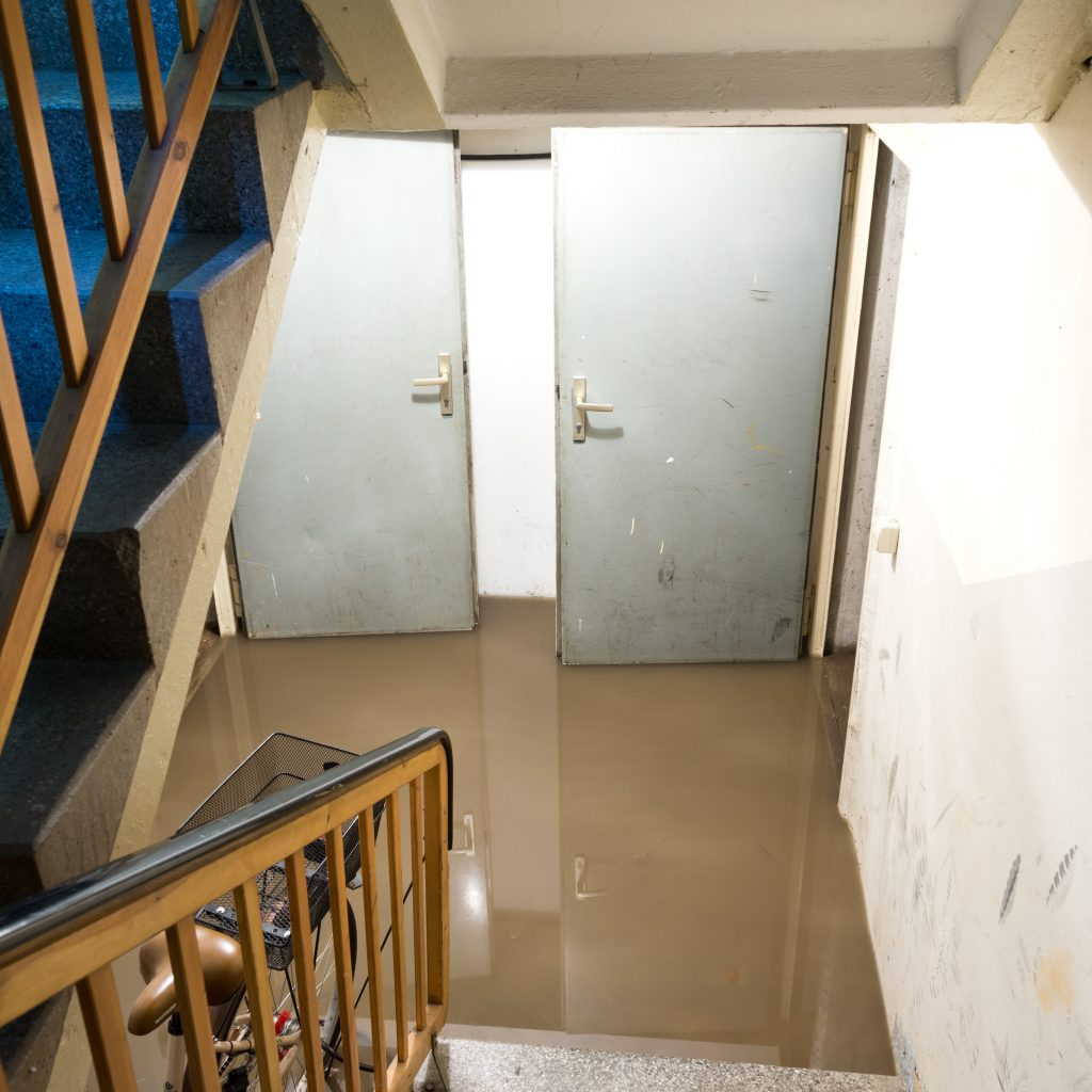 Basement waterproofing in Cleveland, Ohio